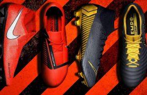Новые футбольные бутсы Nike коллекции Game Over 11daa4fbb1d