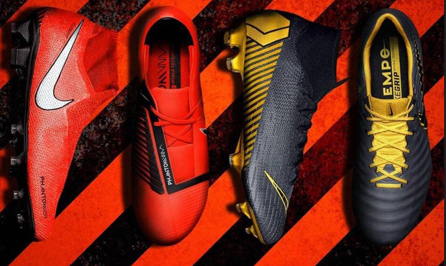 Новая коллекция бутс Nike Game Over