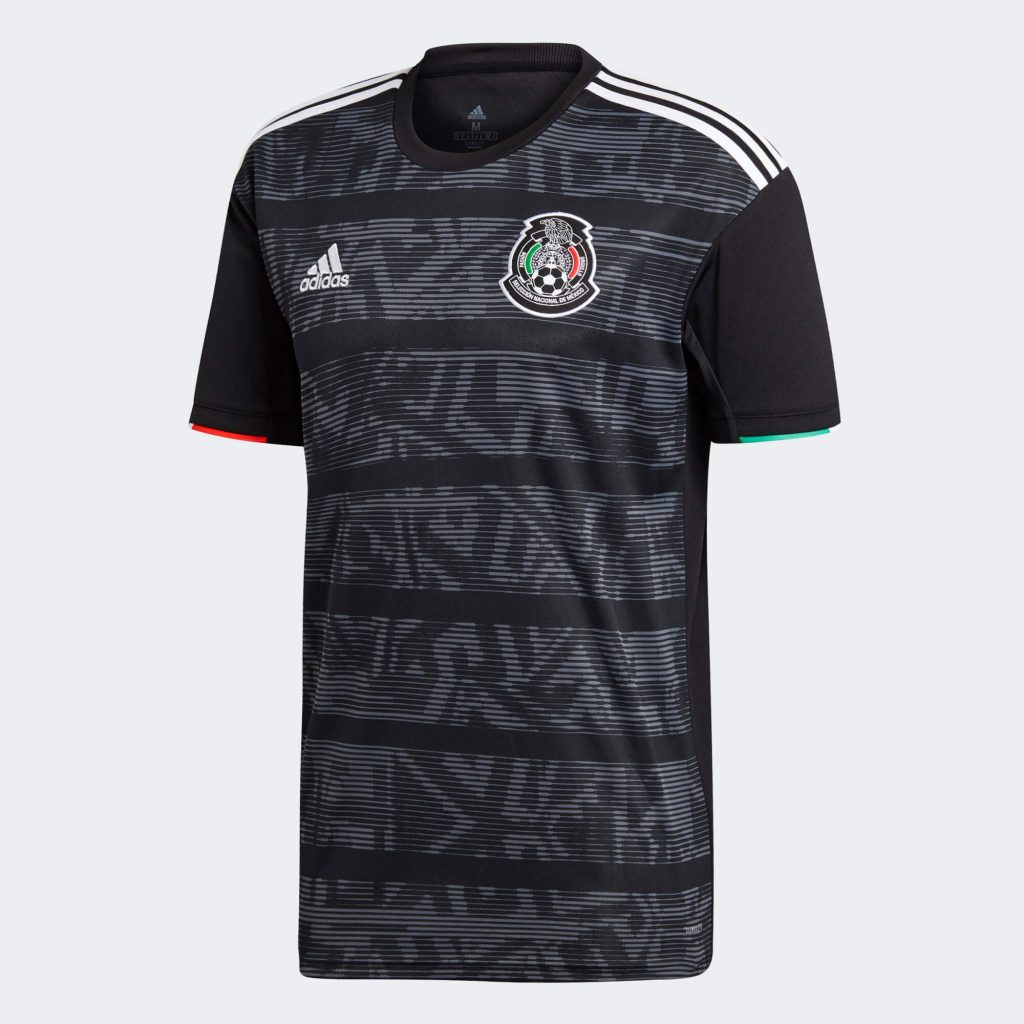 Домашняя форма сборной Мексики 2019