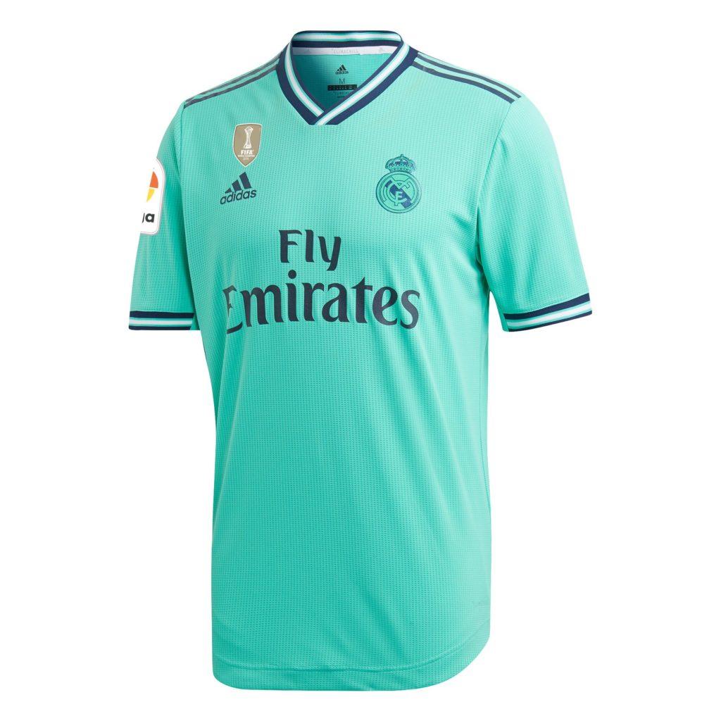 """Третья форма """"Реал Мадрид"""" 19/20"""