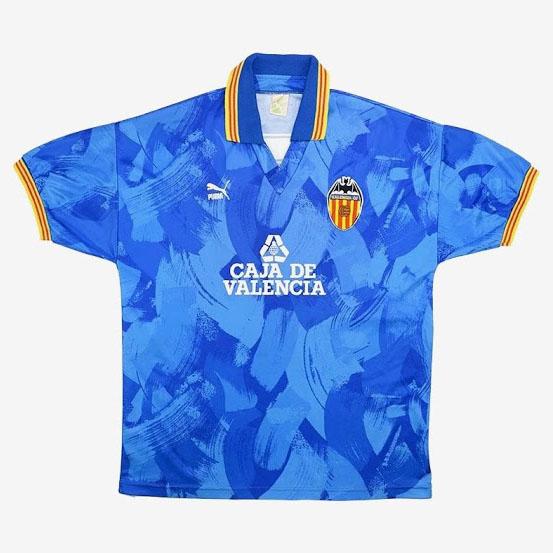"""Форма """"Валенсии"""" 1990-91"""