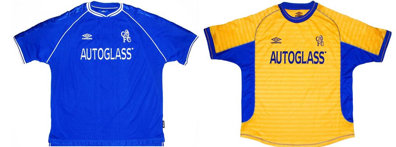 "Форма ""Челси"" сезона 2000-2001"