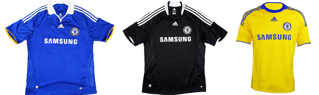 "Форма ""Челси"" сезона 2008-2009"
