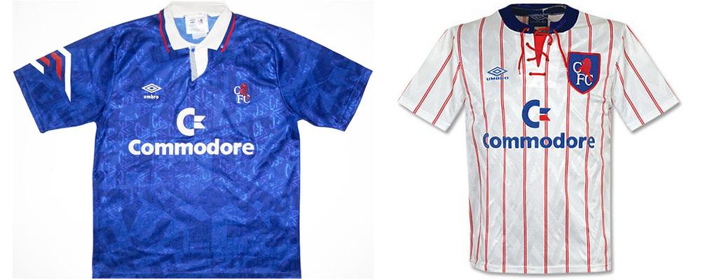 "Форма ""Челси"" сезона 1992-1993"