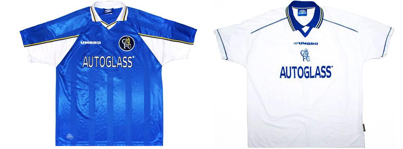 "Форма ""Челси"" сезона 1998-1999"