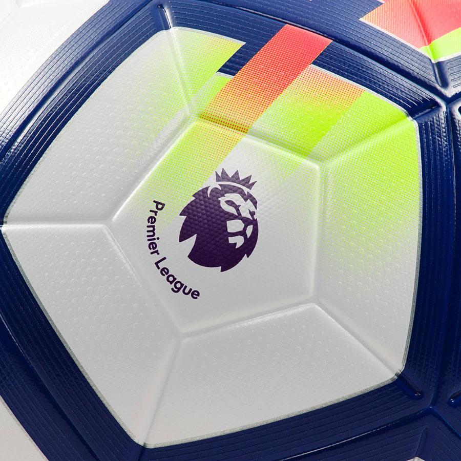 Новый мяч английской Премьер-Лиги Nike Ordem V