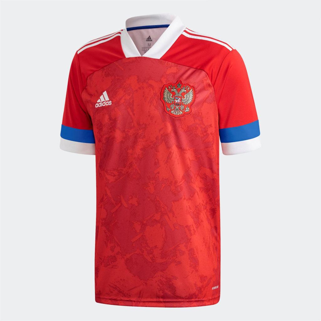 Футболка сборной России на евро 2020