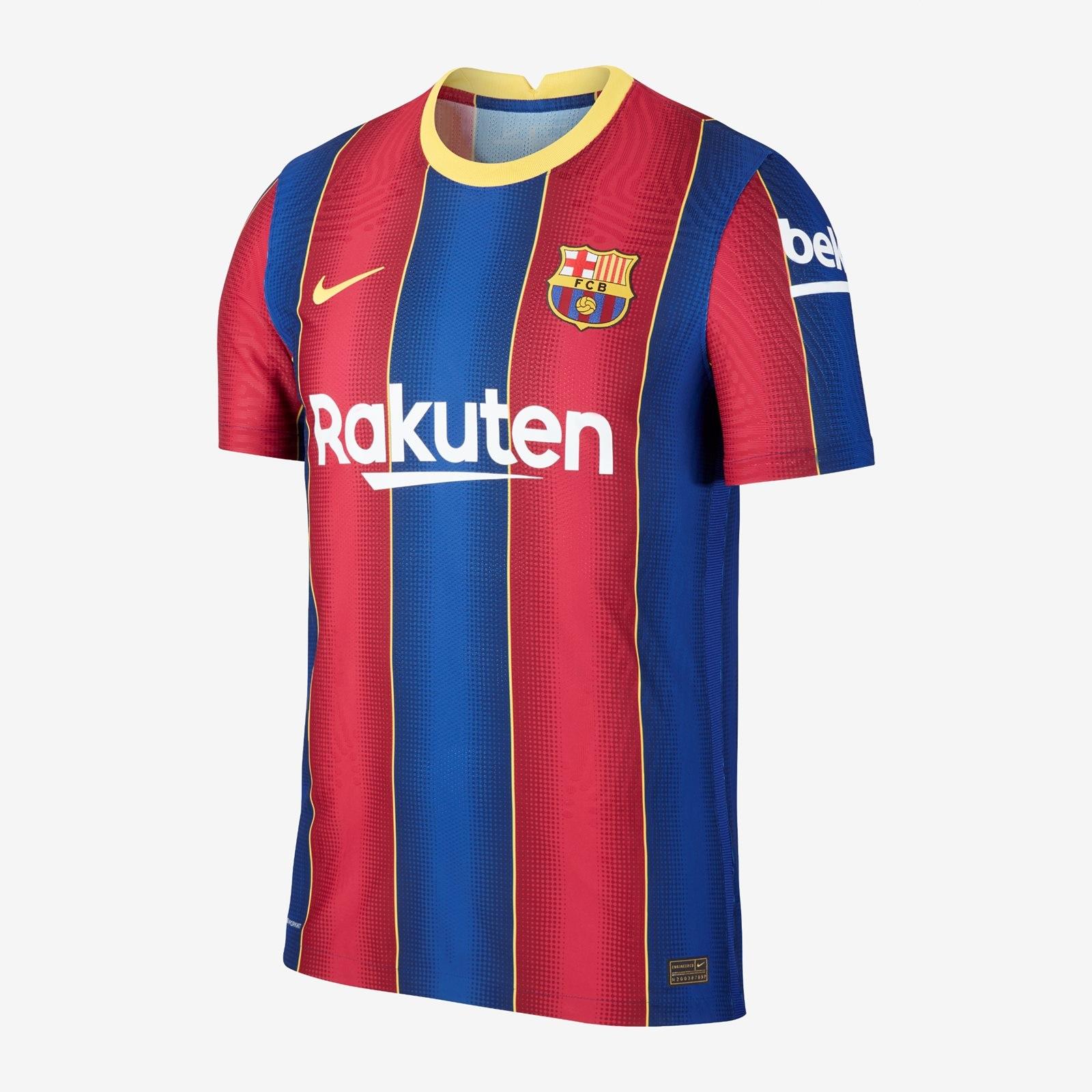 Domashnyaya Forma Barselony 20 21 Footykits Ru Vse O Futbolnoj Forme